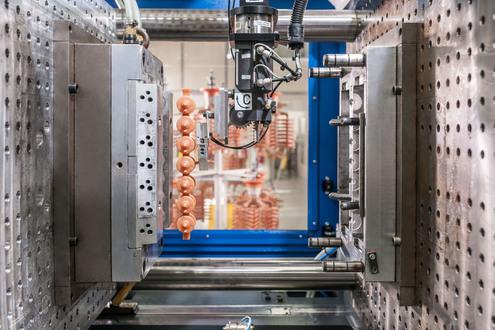 Das Unternehmen fertigt Feingussteile für verschiedene Branchen wie die Automobilindustrie oder den Maschinen- und Anlagenbau.
