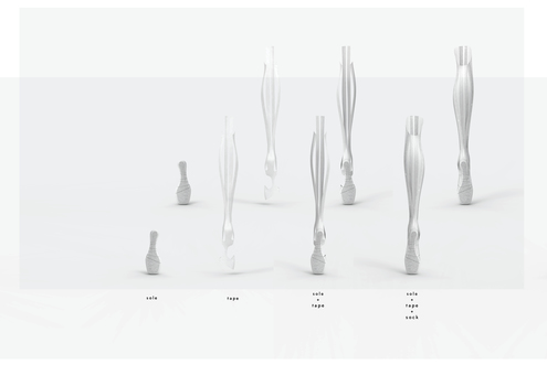 Ballettschuhe von Sophia Lindner