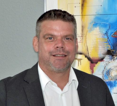 Geschäftsführer Martin Heigle