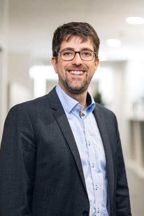 Geschäftsführer Matthias Schäfer