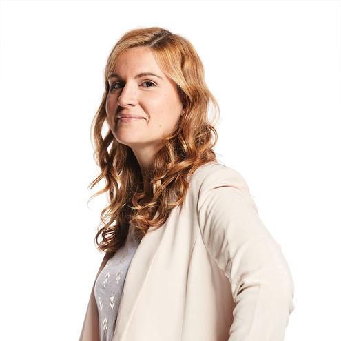 Führt das Balinger Unternehmen ellis EVENTS in zweiter Generation: Vanessa Ellis.