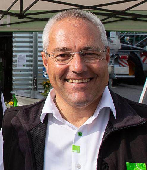 Markus Kling, Geschäftsführer der Horn Technic
