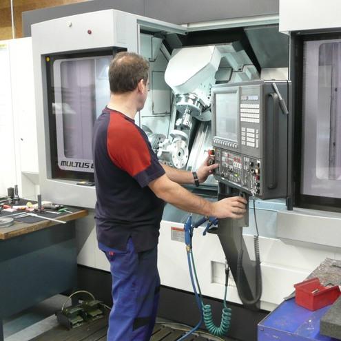 Aktuell gehen 65 Prozent der in Meckesheim gefertigten Pumpen in den Export