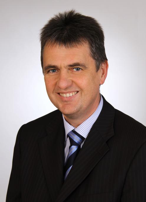 Norbert Tretter ist der geschäftsführende Gesellschafter der SLR Maschinen GmbH.
