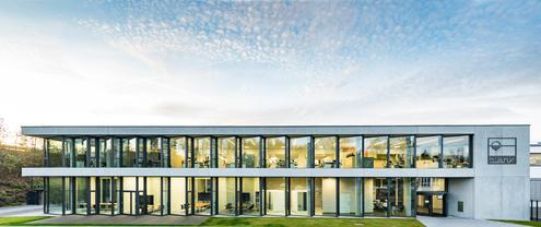 FEINGUSS BLANK in Riedlingen ist ein internationales Unternehmen mit derzeit über 500 Beschäftigten.