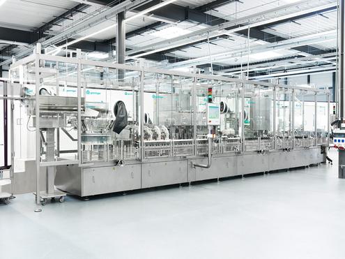 Mit über 90 Prozent Exportanteil werden groninger-Maschinen weltweit ausgeliefert. Die Anlagen zeichnen sich durch eine einfache Bedienbarkeit, möglichst geringe Stellflächen und eine maximale Flexibilität aus