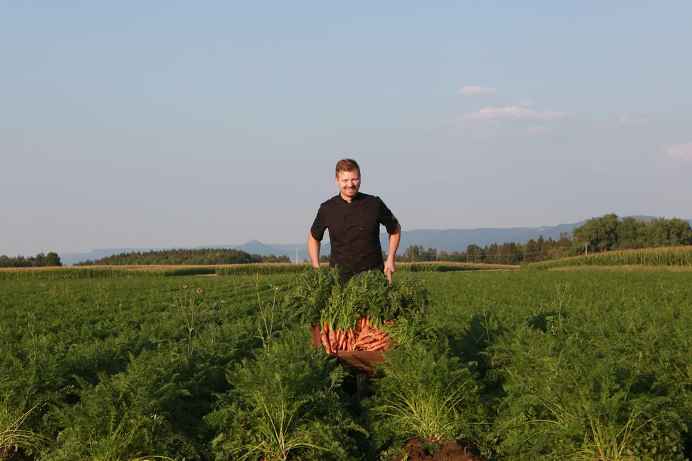 Die Bio-Gärtnerei war der Anfang, nun soll sie noch einmal wachsen