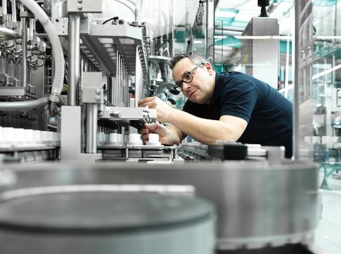 groninger gehört zu den international führenden Herstellern von Füll- und Verschließmaschinen für die Pharma-, Consumer-Healthcare und Kosmetik-Industrie