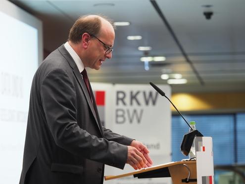 Martin Peters, Vorstandsvorsitzender RKW BW e.V.